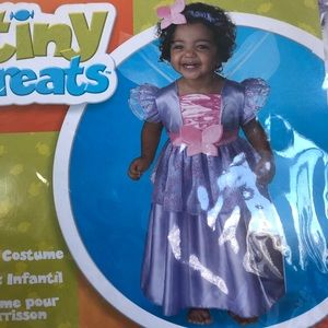 Disguise TinyTreat Butterfly Baby Princess Costume